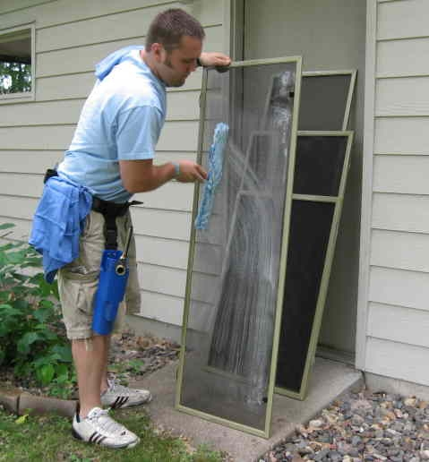Window Washing Process How We Clean Your Windows